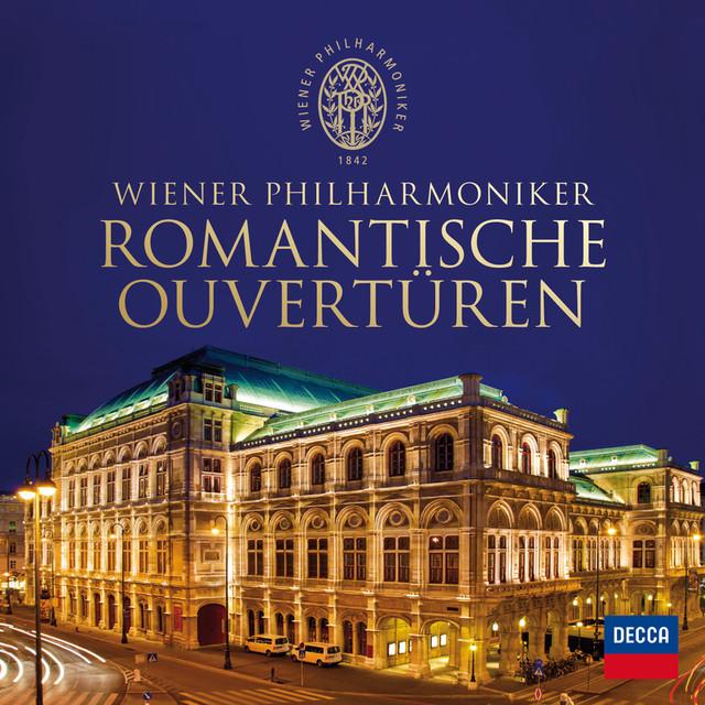 Romantische Ouverturen Albumcover