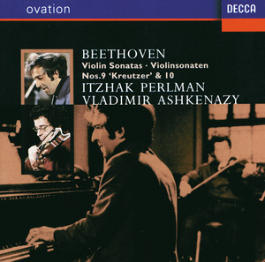Beethoven: Violin Sonatas Nos.9 & 10 Albumcover