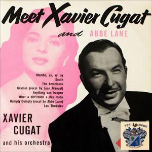 Meet Xavier Cugat and Abbe Lane album