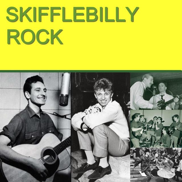 Various Artists Skifflebilly Rock album cover