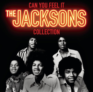 Can You Feel It: The Jacksons Collection Albumcover