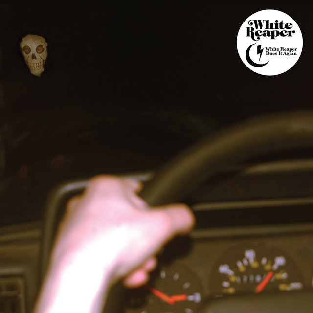 Album cover for White Reaper Does It Again by White Reaper