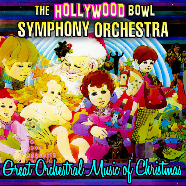 Great Orchestral Music Of Christmas by Hollywood Bowl Symphony