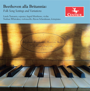 Beethoven alla Brittania: Folk Song Settings & Variations Albümü