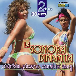 Cumbia Picara Cumbia Sexy Albumcover
