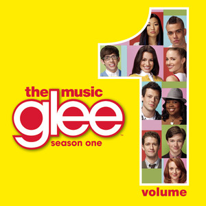 Glee: The Music, Volume 1 Albumcover