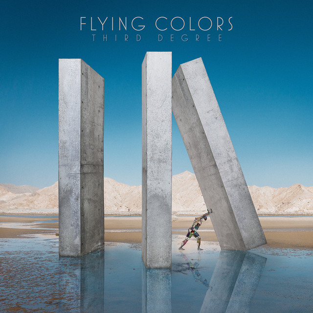 Album cover for Third Degree by Flying Colors