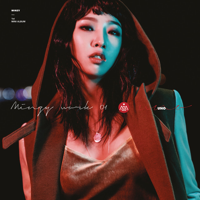 Album cover for Minzy Work 01 Uno by MINZY