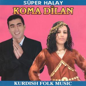 Süper Halay (Kurdish Folk Music) Albümü