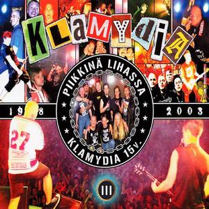 Piikkinä lihassa 3 (Rockperry 2003 15 V Live) Albumcover