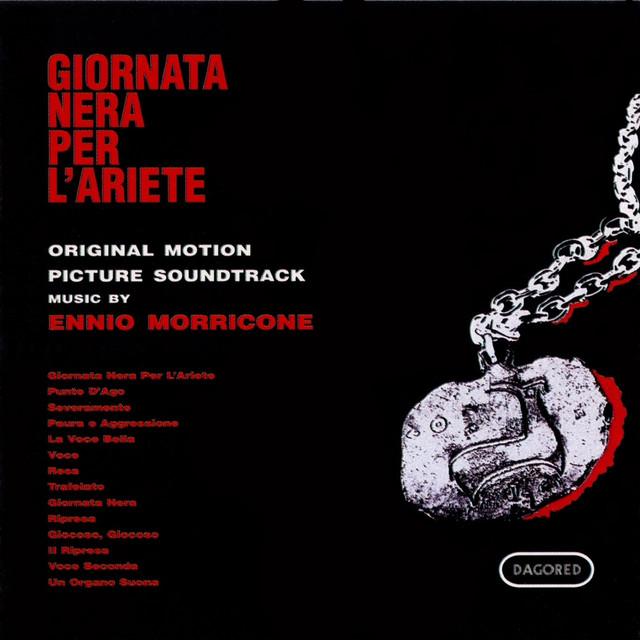 Giornata nera per l'Ariete (OST) Albumcover