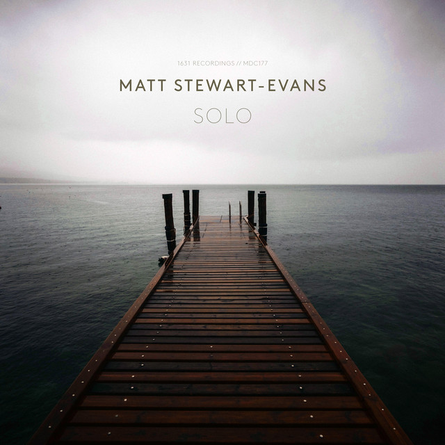 Album cover for Solo by Matt Stewart-Evans