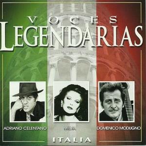 Voces legendarias, Vol. 3 (Italia) Albumcover