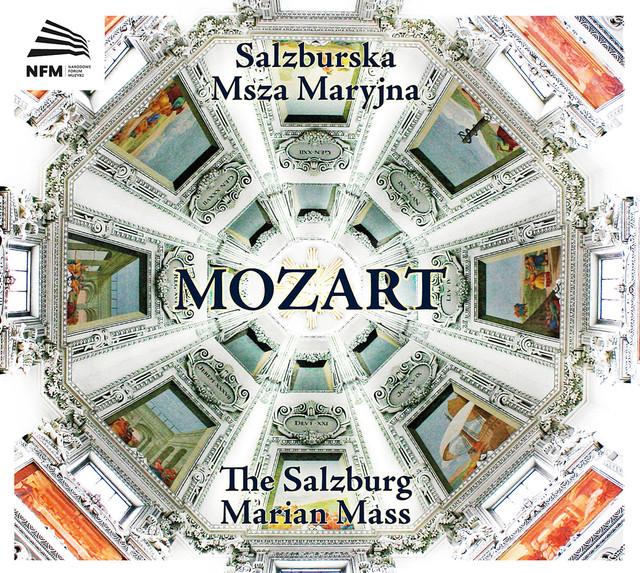 The Salzburg Marian Mass Albumcover