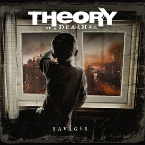 Theory of a Deadman Angel cover