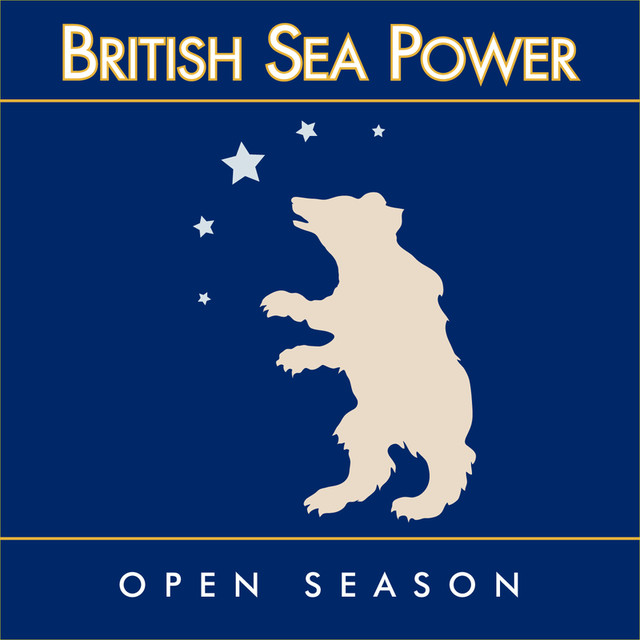 Album cover for Open Season by British Sea Power