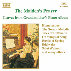 Maiden'S Prayer (The) - Leaves From Grandmother'S Piano Album Albumcover