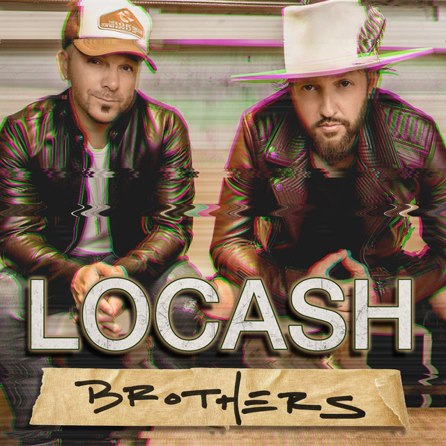 Album cover for Brothers by LOCASH