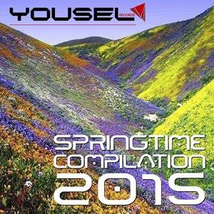 Yousel Springtime Compilation 2015 Albumcover