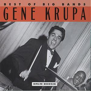 Gene Krupa Drummin' Man cover