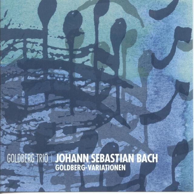 J.S. Bach: Goldberg Variations, BWV 988 (Arr. for String Trio by Sitkovetsky) Albumcover