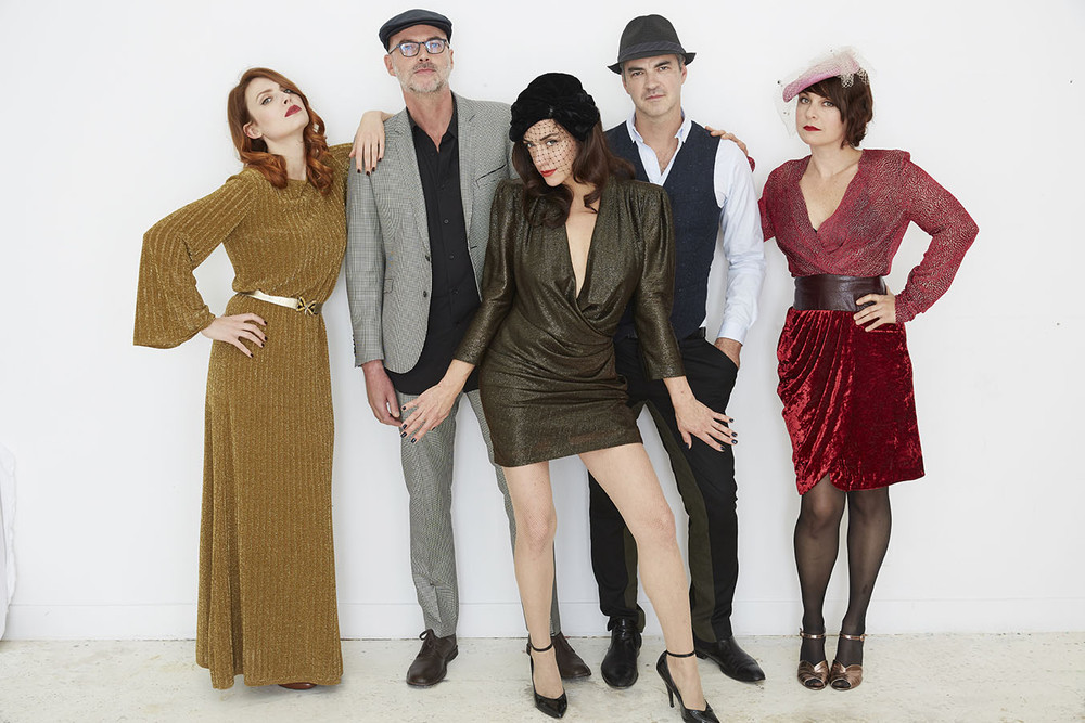 Nouvelle Vague tickets and 2018 tour dates