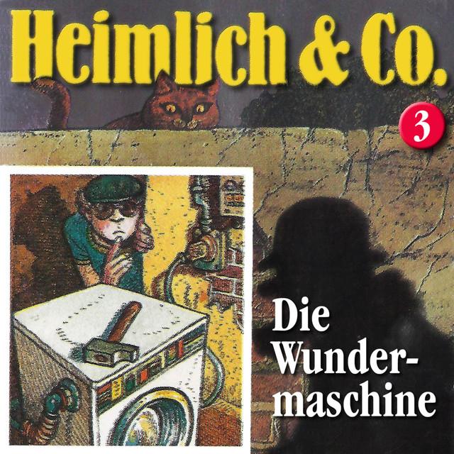 Folge 03: Die Wundermaschine Cover