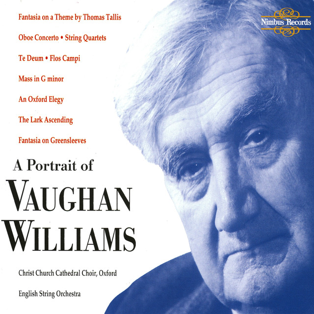 A Portrait of Vaughan Williams Albumcover