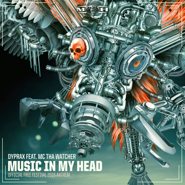 Music In My Head (Official Free Festival 2016 Anthem)