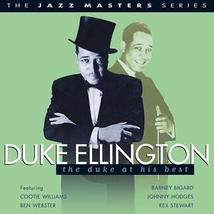 Duke Ellington Just A-Sittin' & A-Rockin' cover