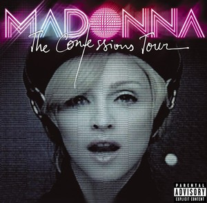 The Confessions Tour Albumcover