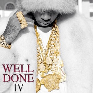 Well Done 4 Albumcover