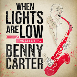 Benny Carter, The Oscar Peterson Trio I Got It Bad and That Ain't Good cover