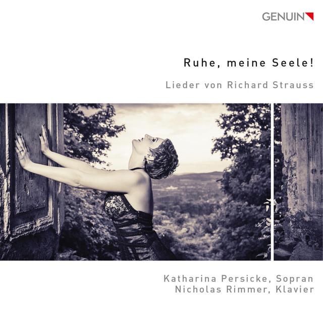 Ruhe, meine Seele! Albumcover