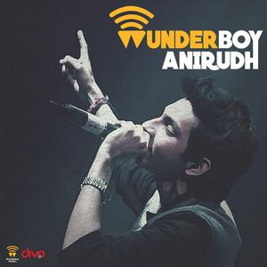 Wunderboy Anirudh Albumcover