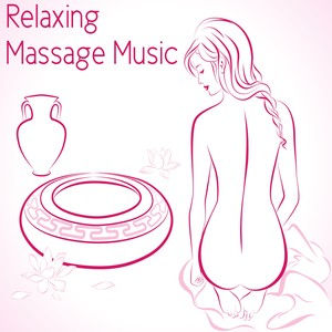 Relaxing Massage Music Albumcover