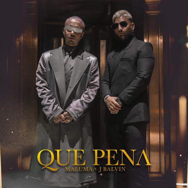 J Balvin & Maluma - Qué Pena cover