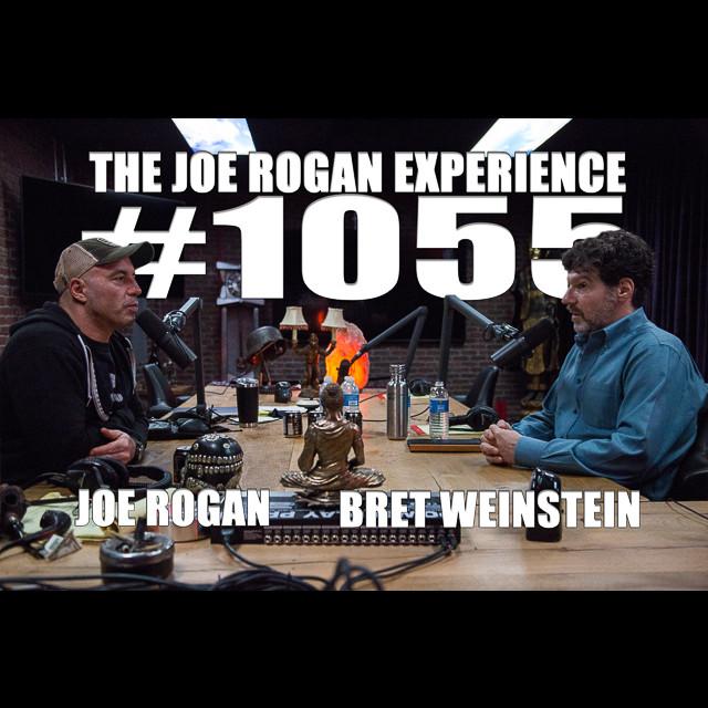 #1055 - Bret Weinstein