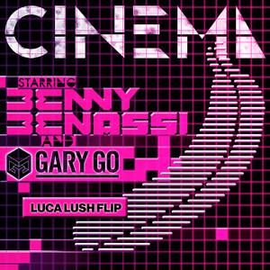 Cinema (Skrillex Remix)  - Skrillex