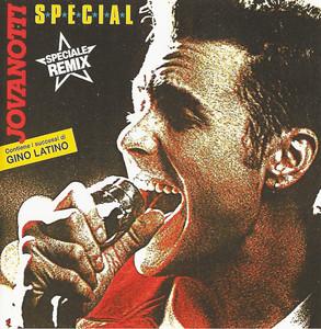 Jovanotti Special Albumcover