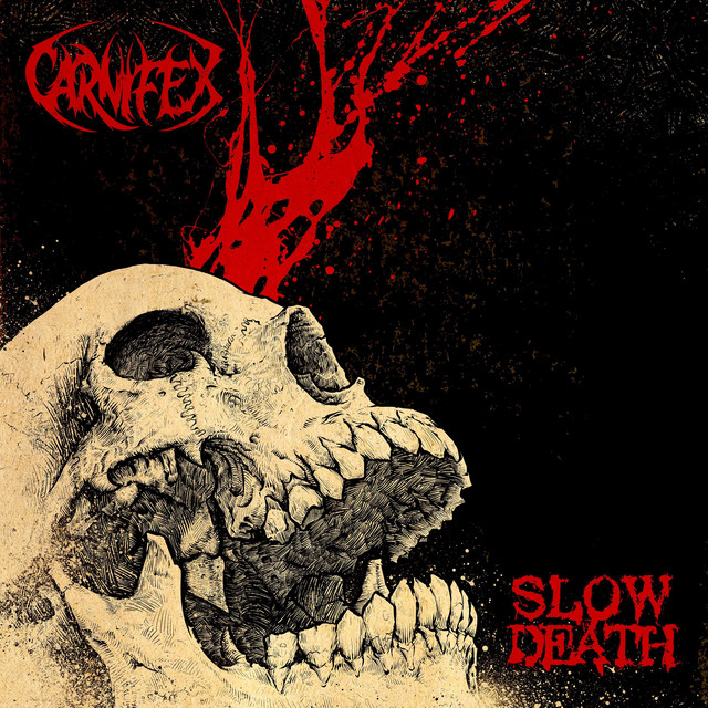 Album cover for Slow Death by Carnifex