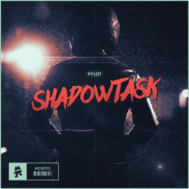Album cover for Shadowtask - EP by Pylot