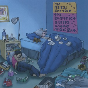 The District Sleeps Alone Tonight Albumcover