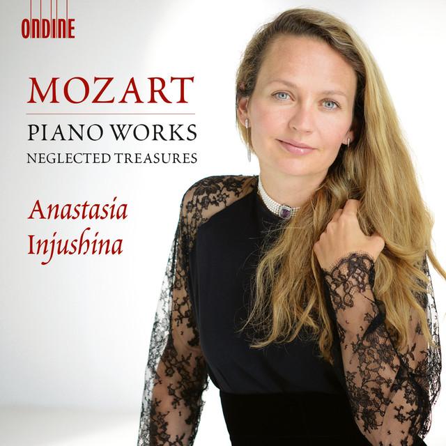 Mozart: Piano Works (Neglected Treasures) Albumcover