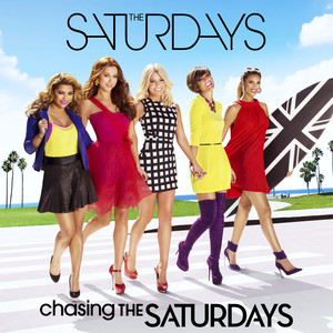 The Saturdays, Flo Rida Higher cover