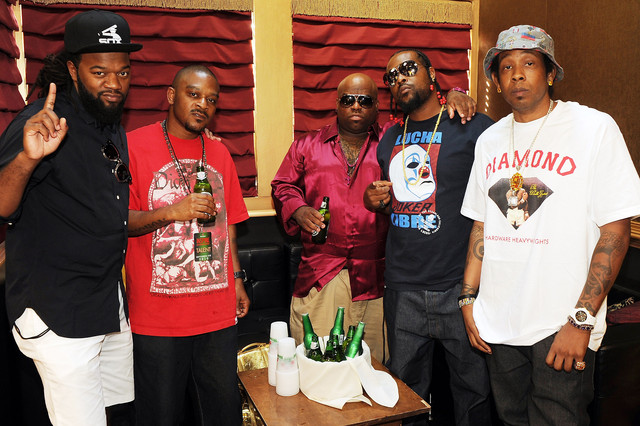 Goodie Mob  OutKast Sole Sunday cover