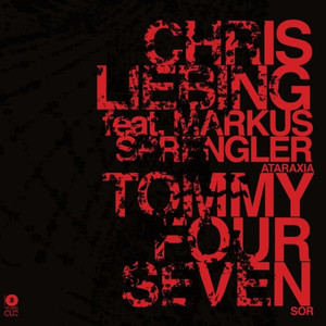 Copertina di Chris Liebing - Ataraxia feat. Markus Sprengler - Original Mix