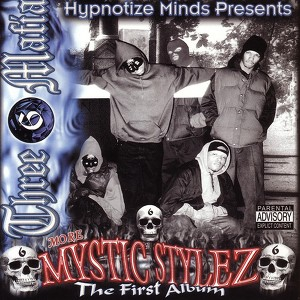 Mystic Stylez: The First Album Albumcover