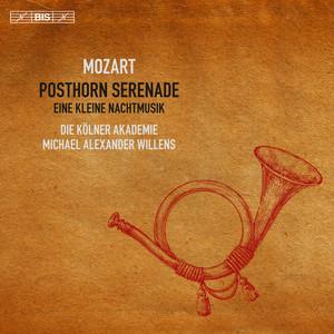 Mozart: Posthorn Serenade & Eine kleine Nachtmusik Albümü