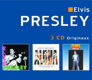Aloha From Hawaï Via Satellite/Moody Blue/Elvis Presley (2005 Remaster) Albumcover